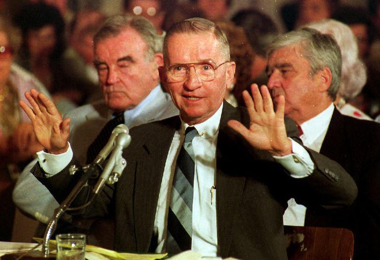 Biography of Ross Perot, Third-Party Presidential Candidate