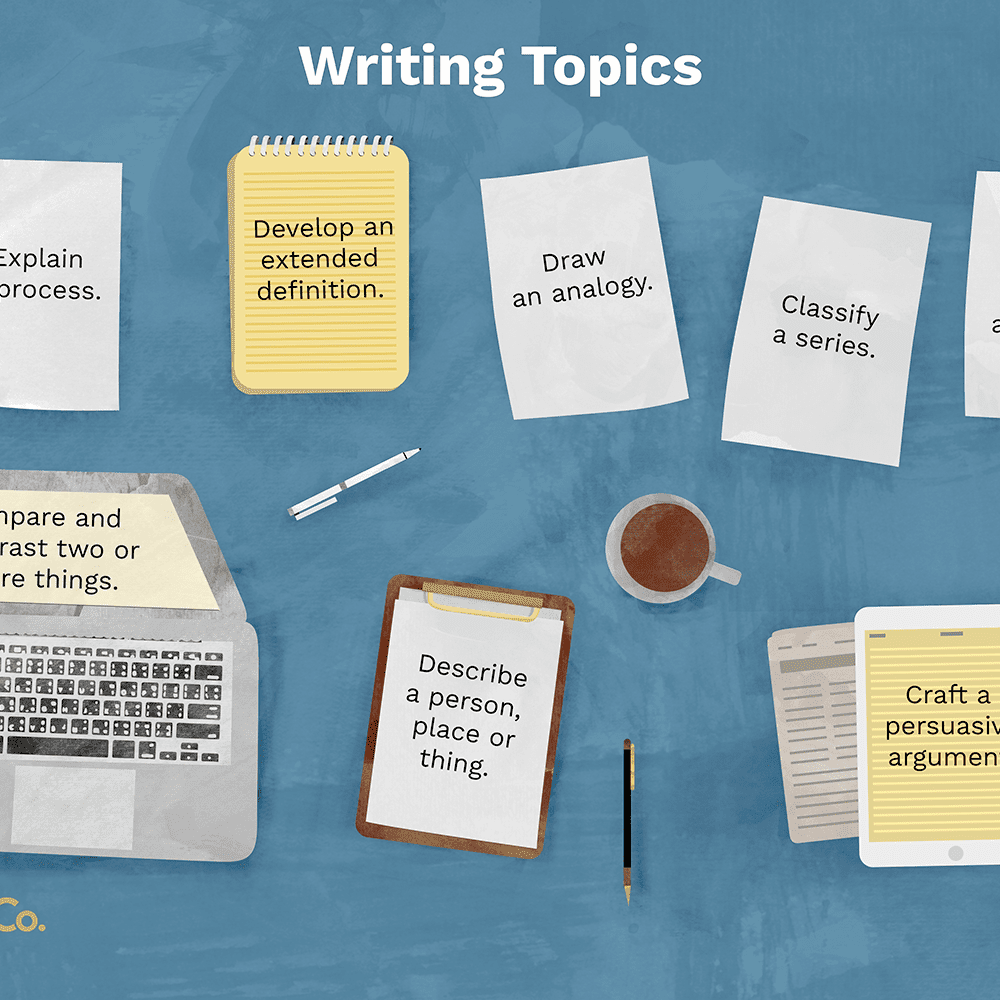 topics for writing essays and speeches