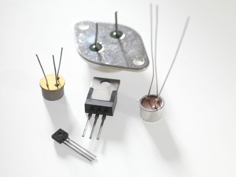 Five transistors