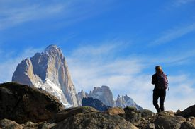 Mountain view in Argentina