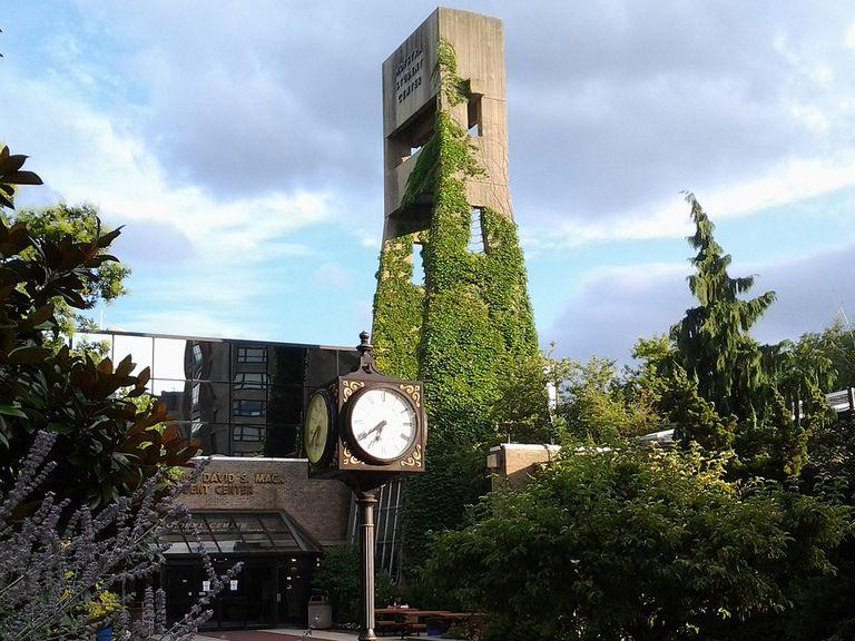 Hofstra University student center