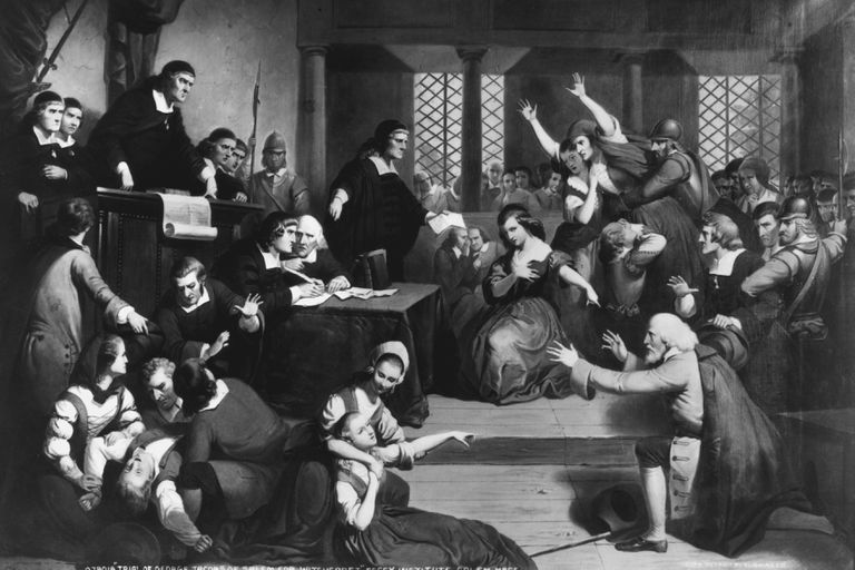 Salem Witch Trials Timeline: Follow the Events