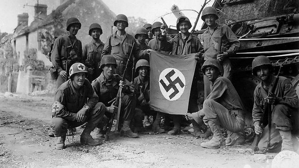 Battle of the Falaise Pocket - World War II