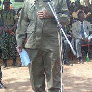 Πρόεδρος Yoweri Kaguta Museveni της Ουγκάντα, & αντίγραφο;  ΕΙΡΙΝ