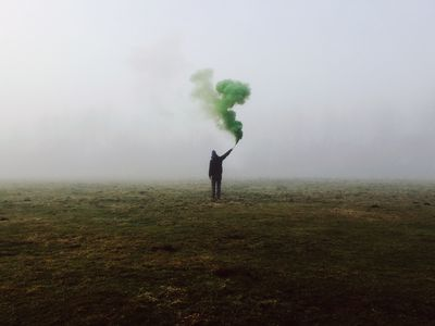 How to Make Several Different Types of Smoke Bombs