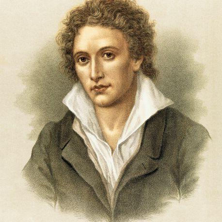 Retrato de Percy Bysshe Shelley