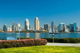 Downtown San Diego, Calif.