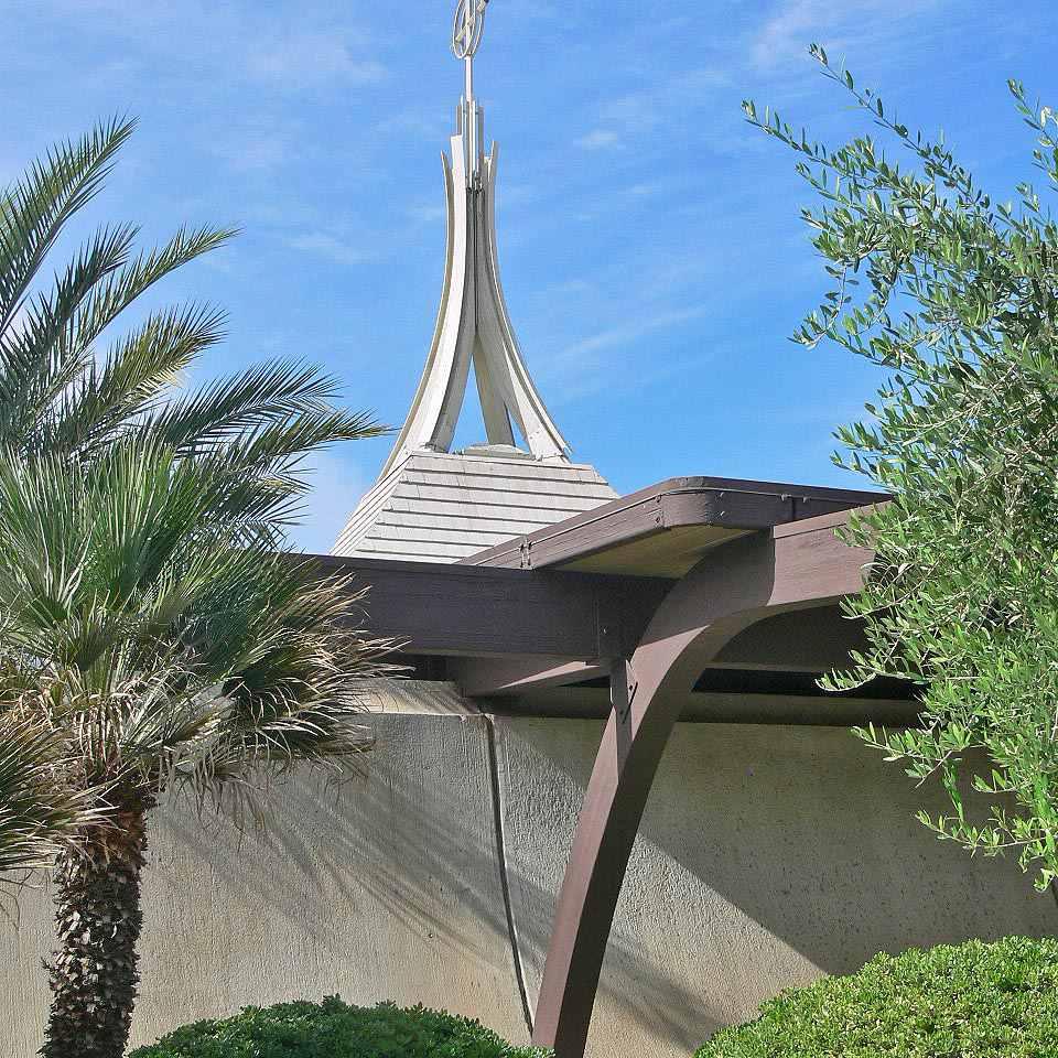 Καθολική Εκκλησία St. Theresa στο Παλμ Σπρινγκς της Καλιφόρνια