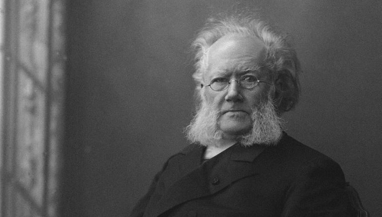 Biography of Henrik Ibsen, Norwegian Playwright