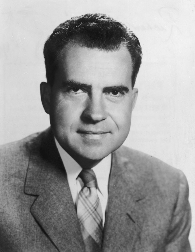 President Nixon President Richard Nixon
