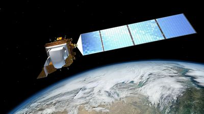 Satellites Forecast Earth's Weather From Space