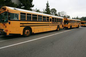 Autobuses de high school