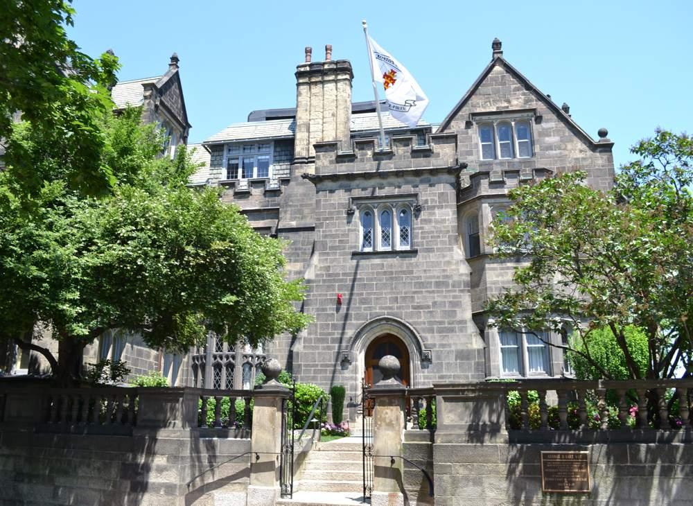 Boston University Castle