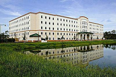 Florida Gulf Coast University South Village Residence Complex