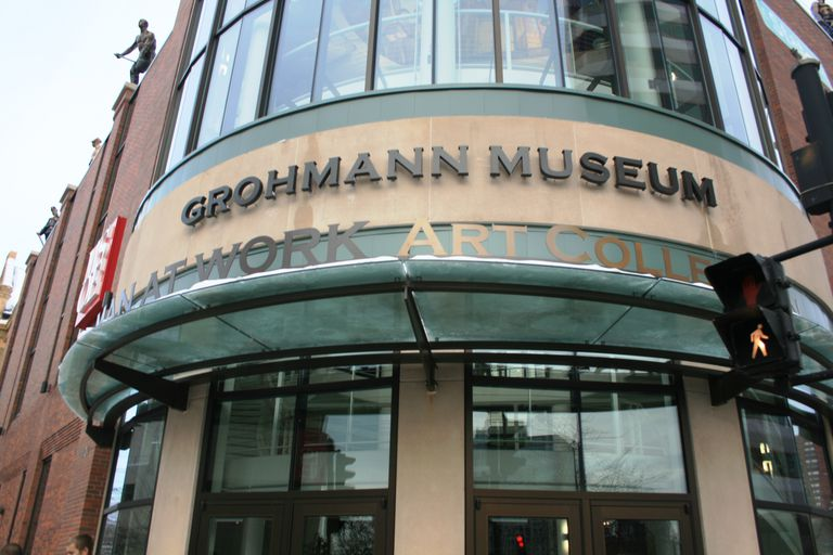 The Grohmann Museum at MSOE, the Milwaukee School of Engineering