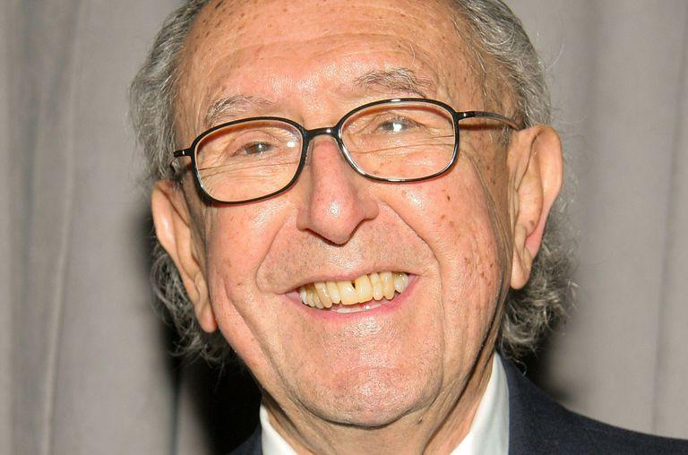 Architect Cesar Pelli in 2009