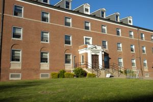 Residence Hall at Frostburg State
