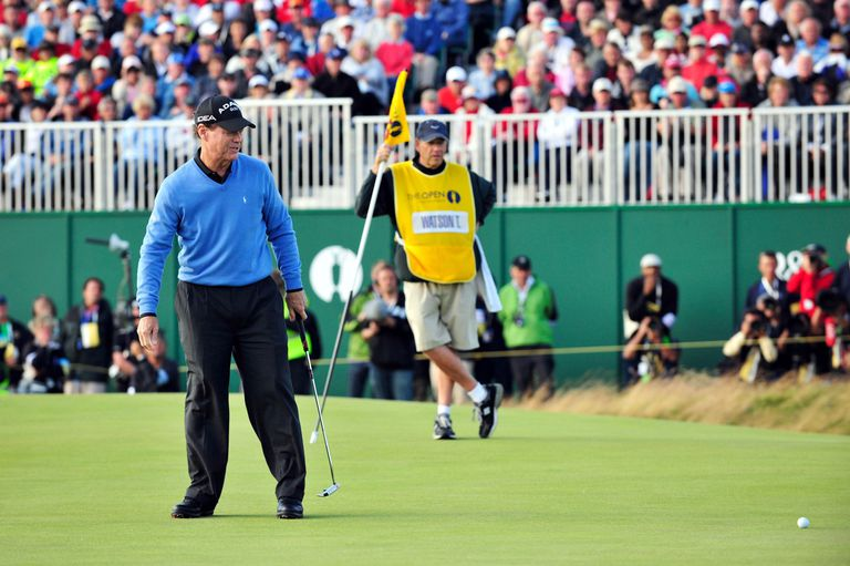 Tom Watson and the yips