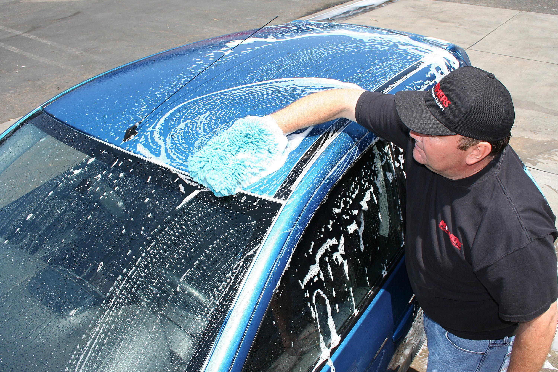 Car Wash Essentials How To Wash A Car Like The Pros