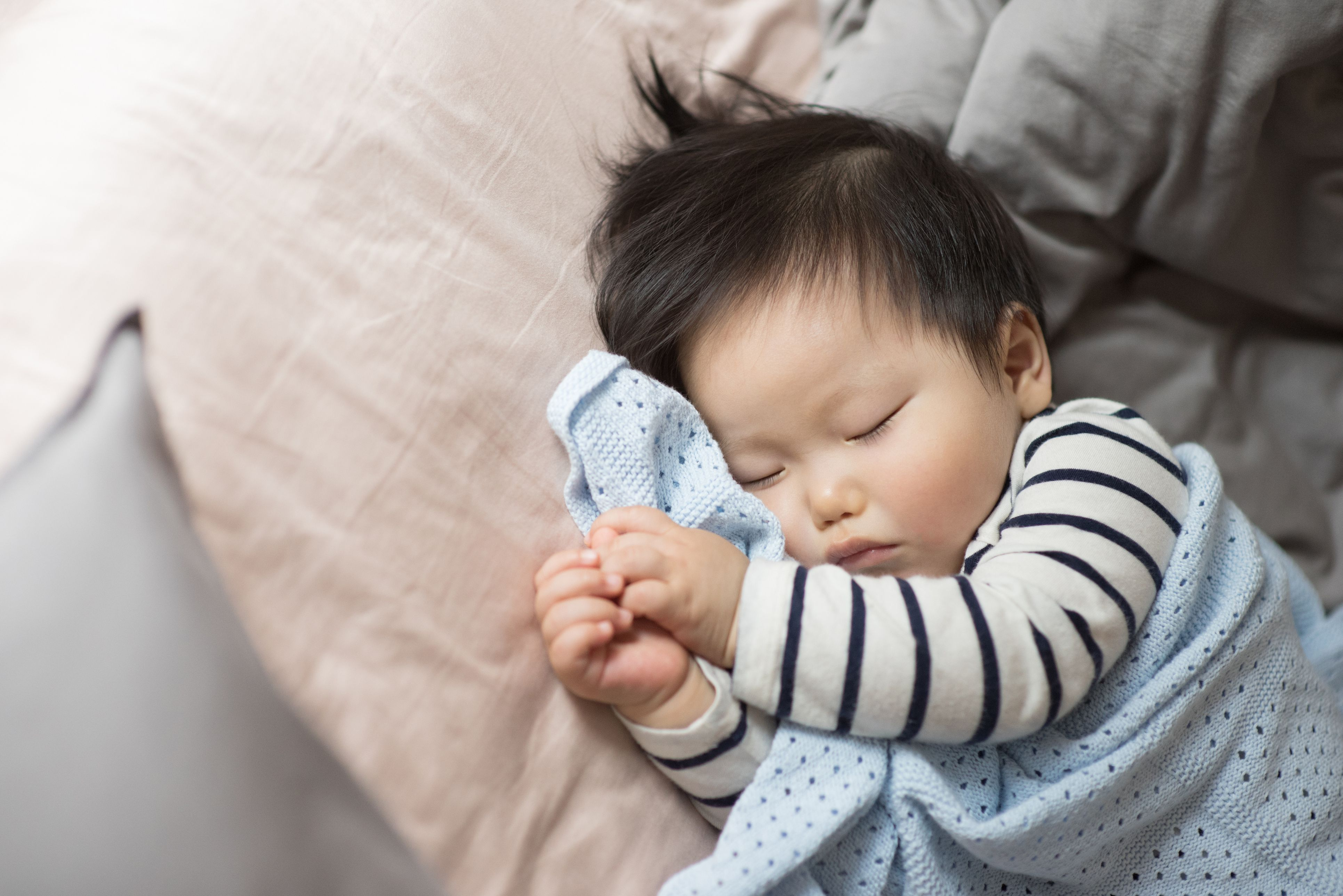 Prayer for Baby to Dedicate Your Child to God