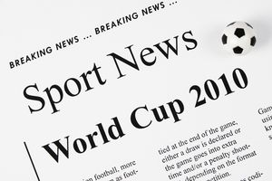 World Cup 2010 headlines