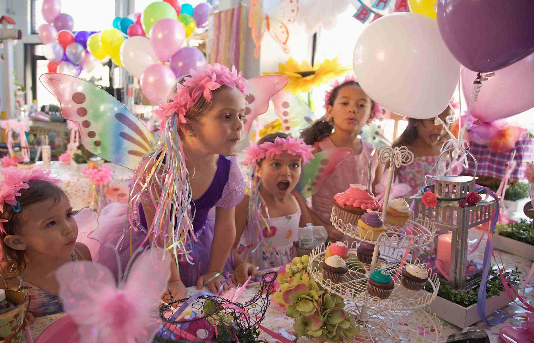 Fiesta de cumple latina