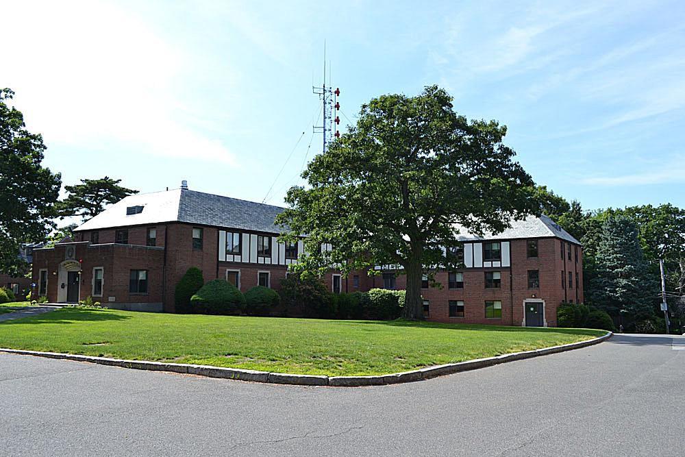 Boston university fenwick hall