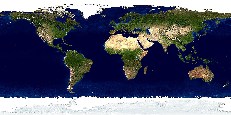 Mange der i verden er hvor lande Verdens landes