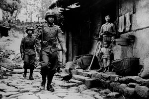 Chinese Nationalist troops in 1944