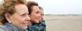 Modern day Zorya: Three generations of women represent past, present and future.