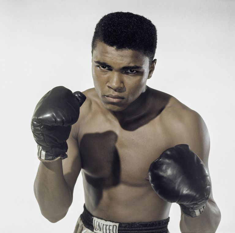 Muhammad Ali, perhaps the most famous individual with the Ali surname, was actually born Cassius Clay.