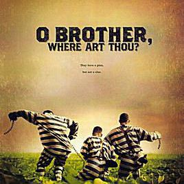 O Brother Where Art Thou 2000 movie posters
