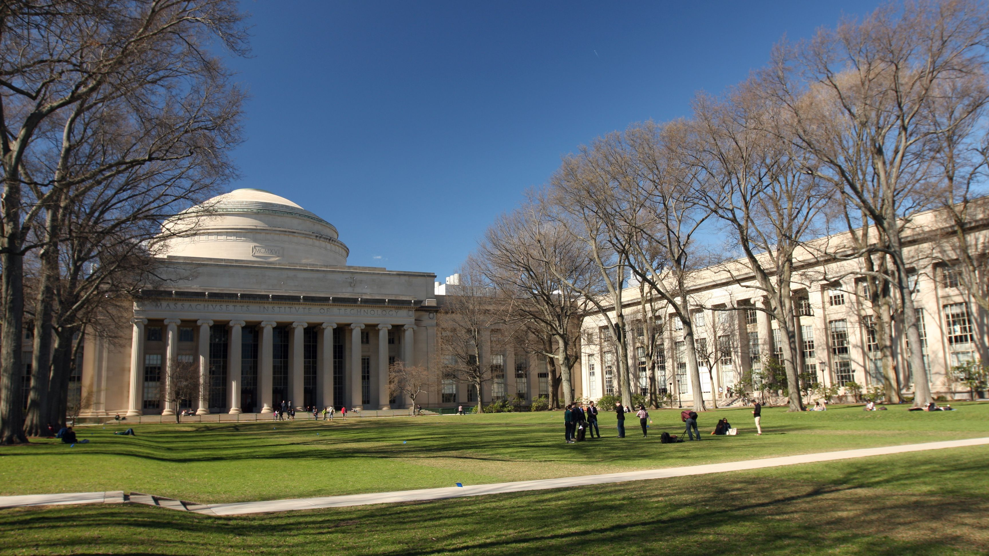 Pictures Of The Massachusetts Institute Of Technology