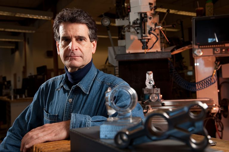Portrait of Dean Kamen
