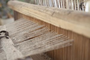 The Webb surname derived as an occupational name for a weaver of cloth.