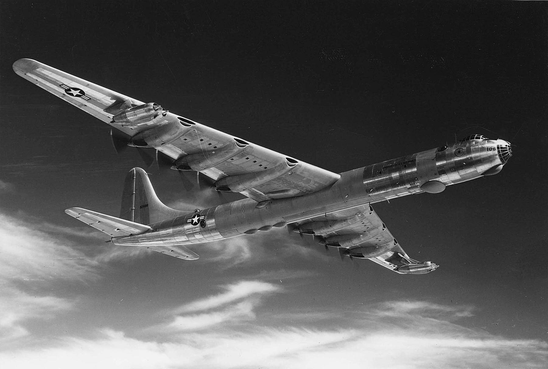 B-36 bomber