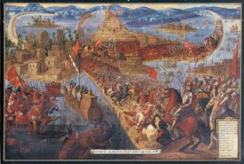 The Conquest of Tenochtitlán