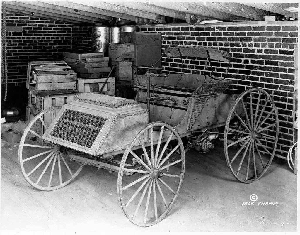 Duryea Brothers Car