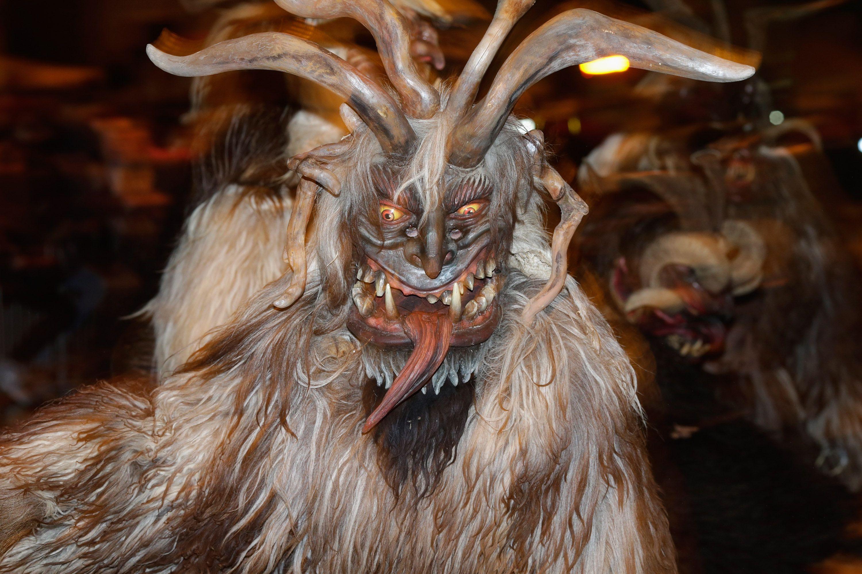 9 Creepy Christmas Monsters