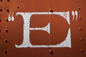 """Big """"E"""""""