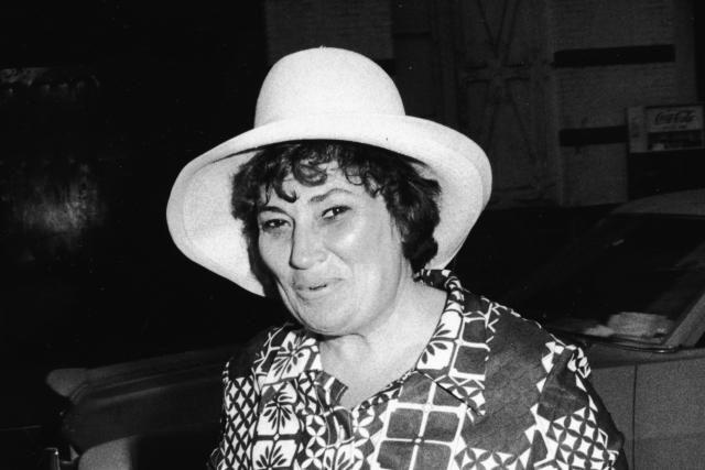 Bella Abzug in 1971