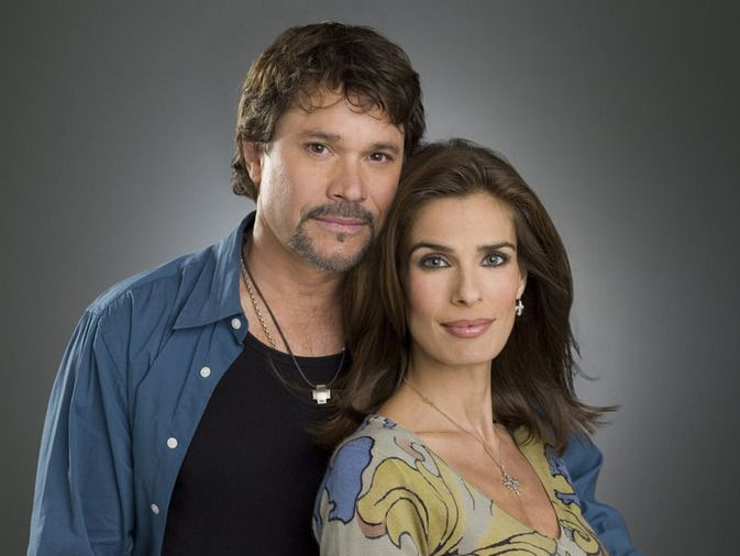 Peter Reckell and Kristian Alfonso HORZ