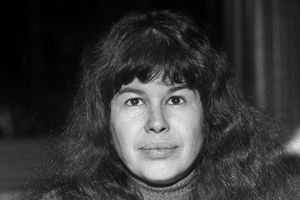 Marge Piercy in 1974