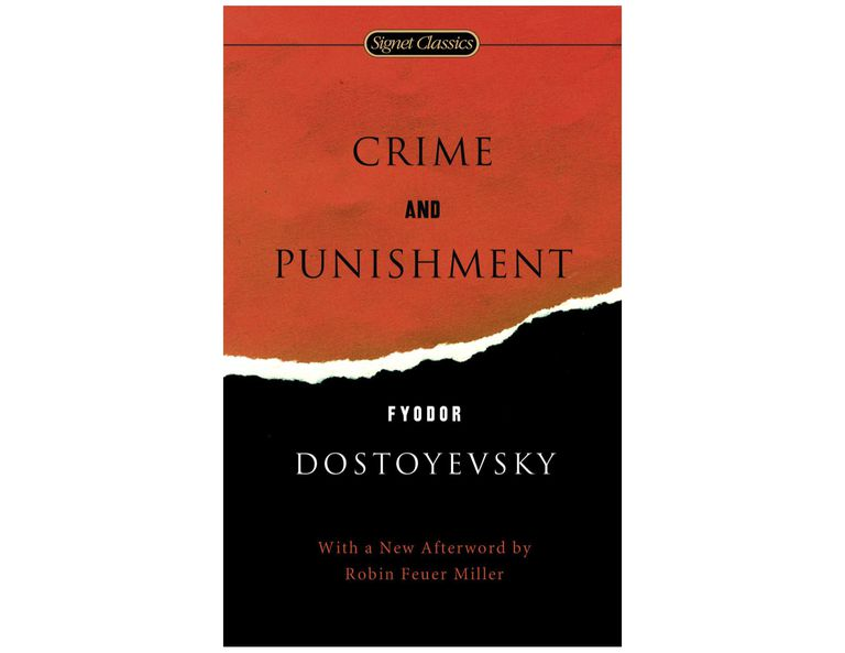 Crime & Punishment by Fyodor Dostoyevsky