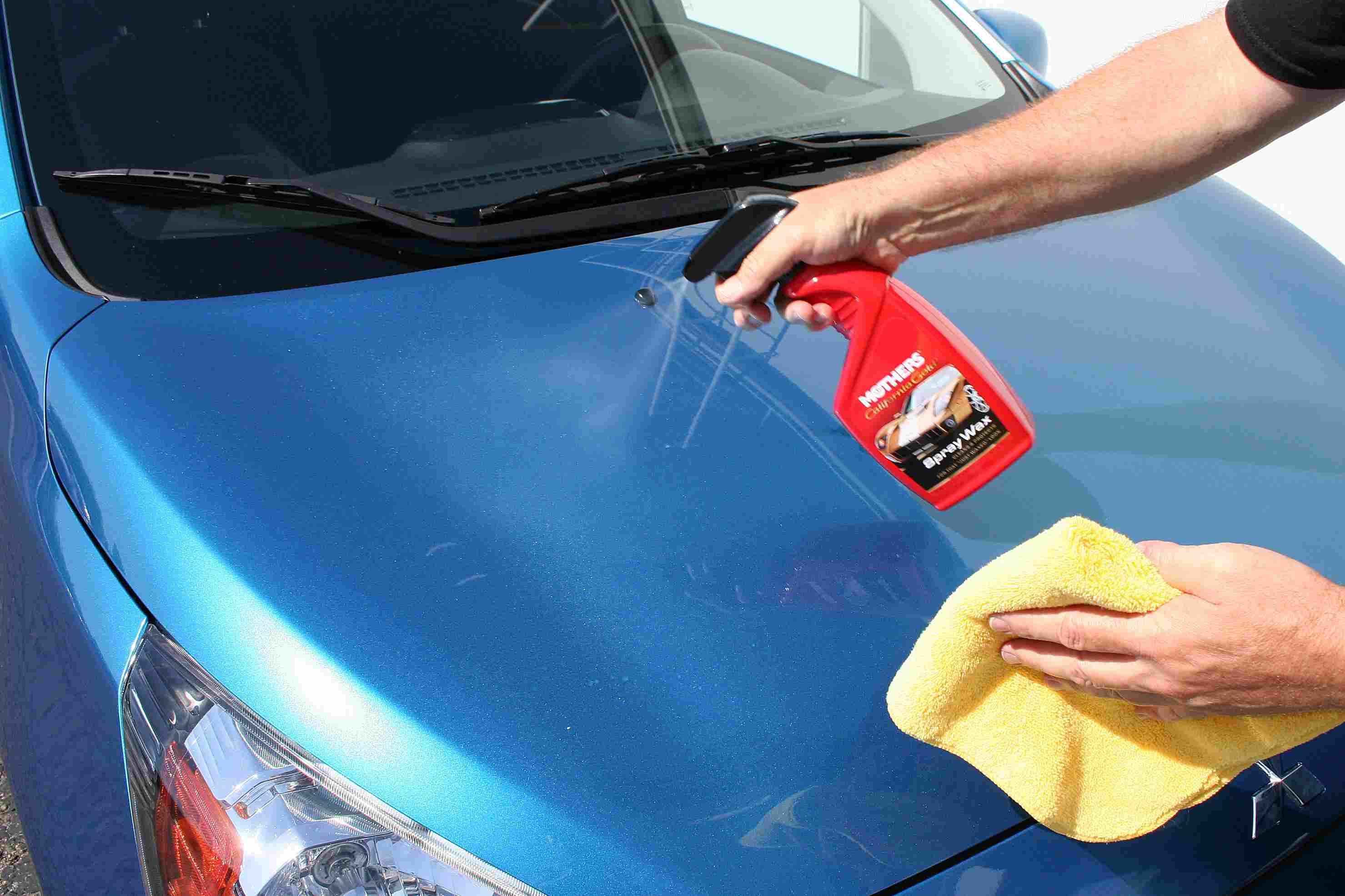 Spray Car Wash: Car Wash Essentials: How To Wash A Car Like The Pros