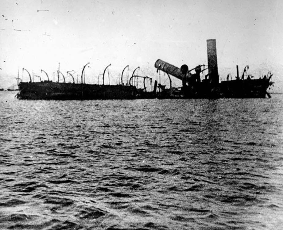 Wreck of the Reina Cristina