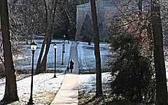 Haverford College Path
