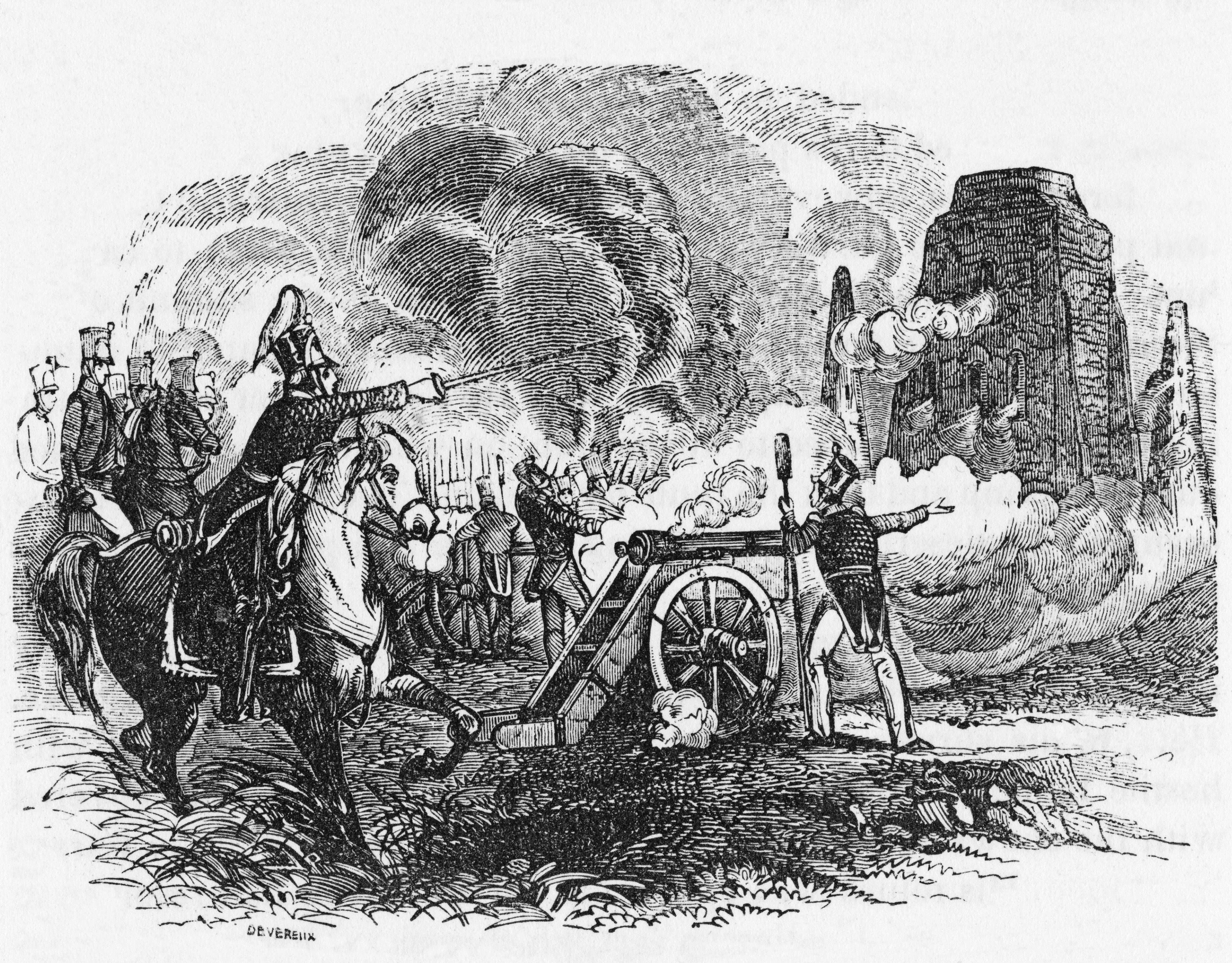 Battle Of Pueblo De Taos