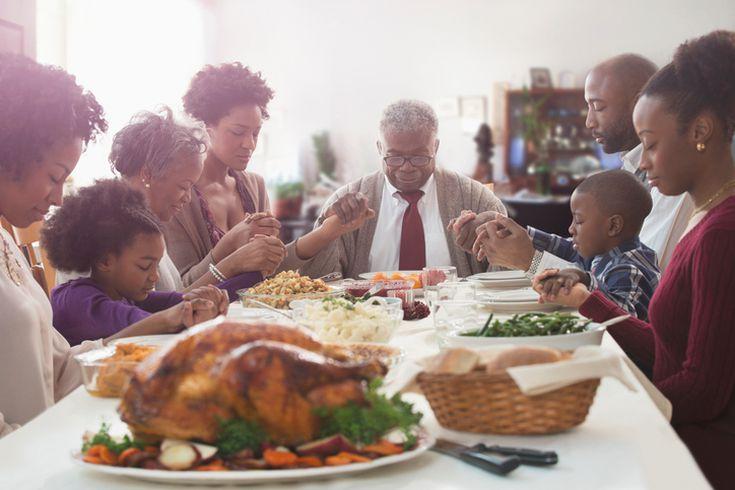 Simple Sample Of A Thanksgiving Prayer