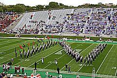 Northwestern University Marching Band
